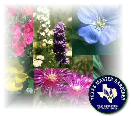 Click for Texas Master Gardener Association